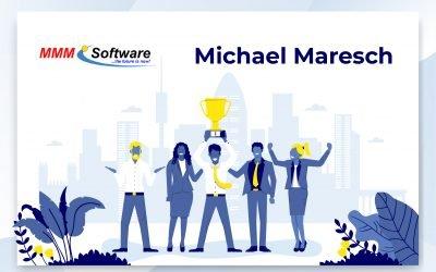 Michael Maresch, Inhaber von MMM-Software